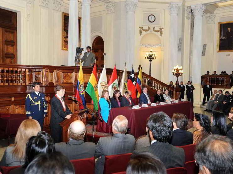 Integración económica y Comunidad Andina