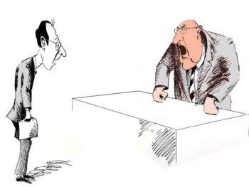 Circunstancias que aburren y molestan a un empleado