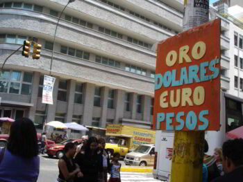 Teoría del mercado cambiario
