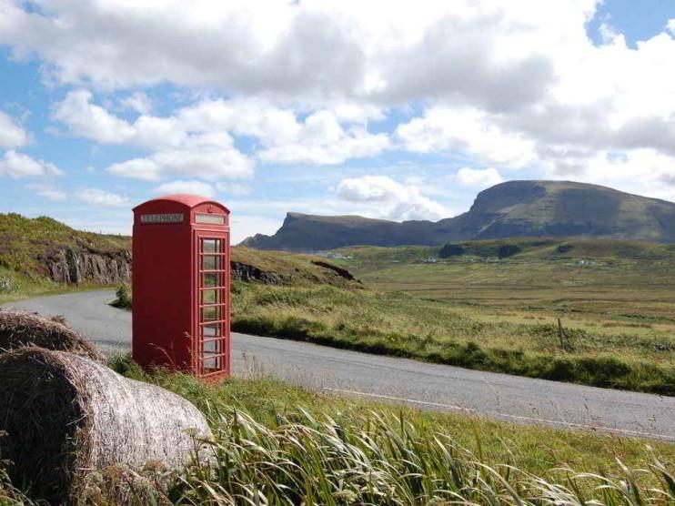 Proyecto de comunicación telefónica en áreas marginales