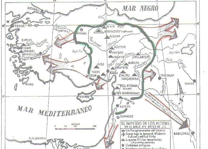 Imperio de los Hititas