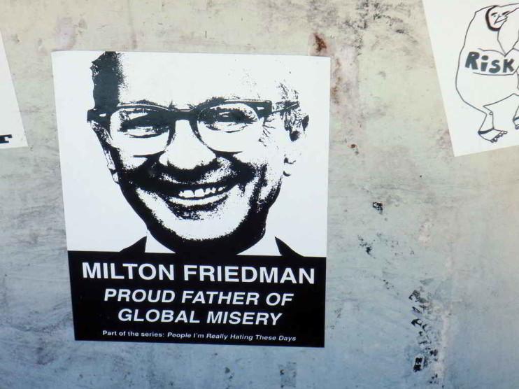 Pensamiento económico de Milton Friedman