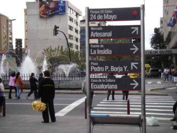 Descripción de la economía ecuatoriana 2001