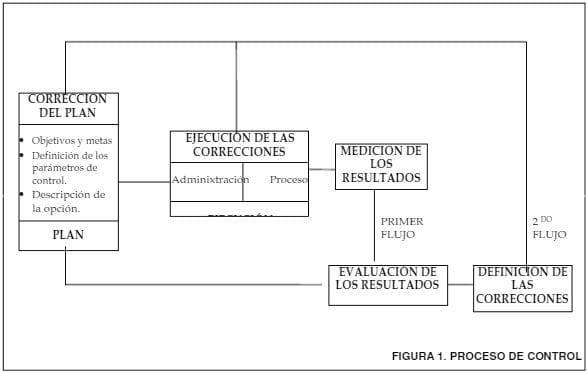 Proceso de Control de Proyectos