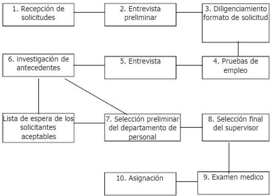 Selección de Personal Empresa de Auditoría