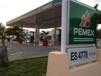 Industria petroquímica de México