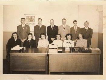 Modelo burocrático de organización