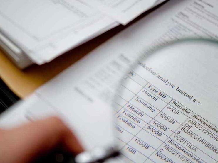 Programa de auditoría para las inversiones