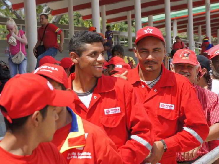 Evolución histórica de la economía petrolera venezolana