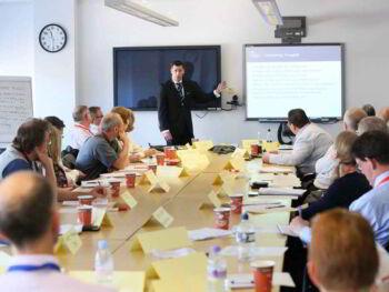 Evaluación de las necesidades de capacitación organizacional