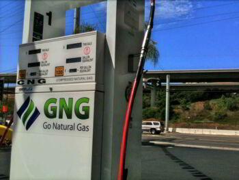 Proyecto para la comercialización de GNC en Perú