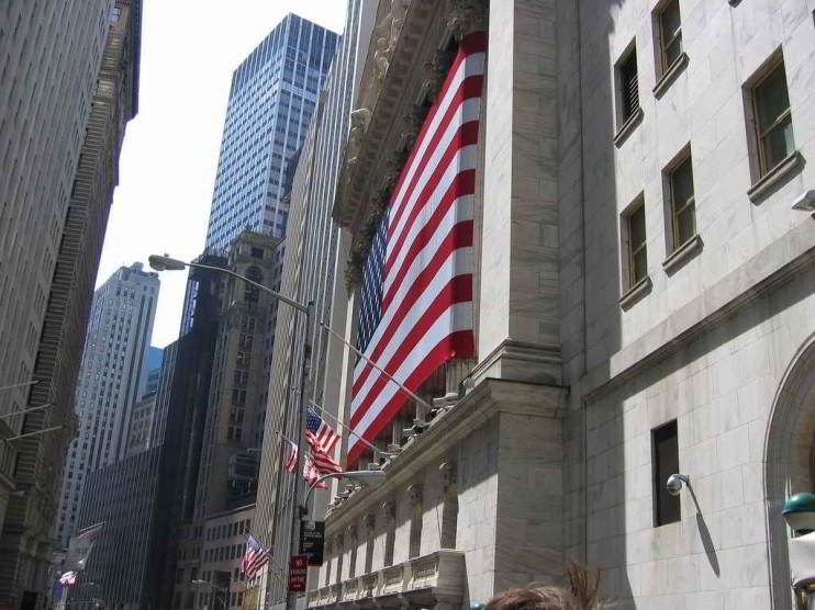 Punto de inflexión de la economía estadounidense en el 2001