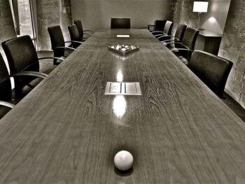 Administración a través de reuniones de trabajo