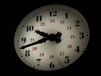 El control del tiempo