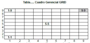 Tabla Grid