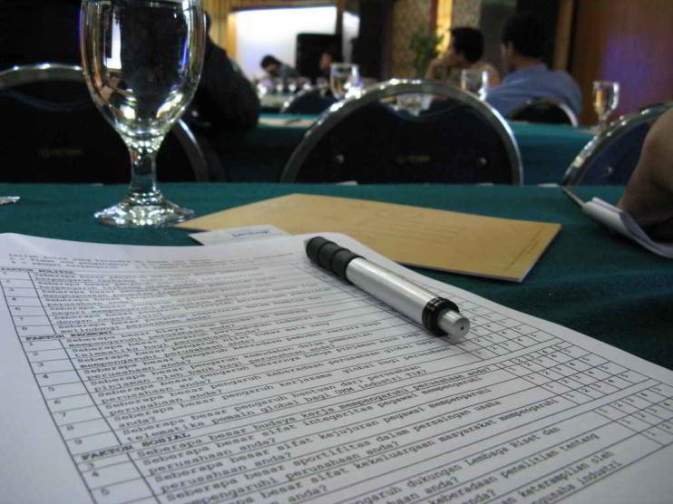 Formato de cuestionario de análisis de cargos