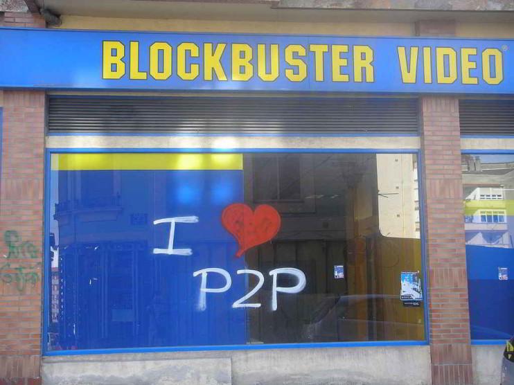 P2P como modelo de negocio