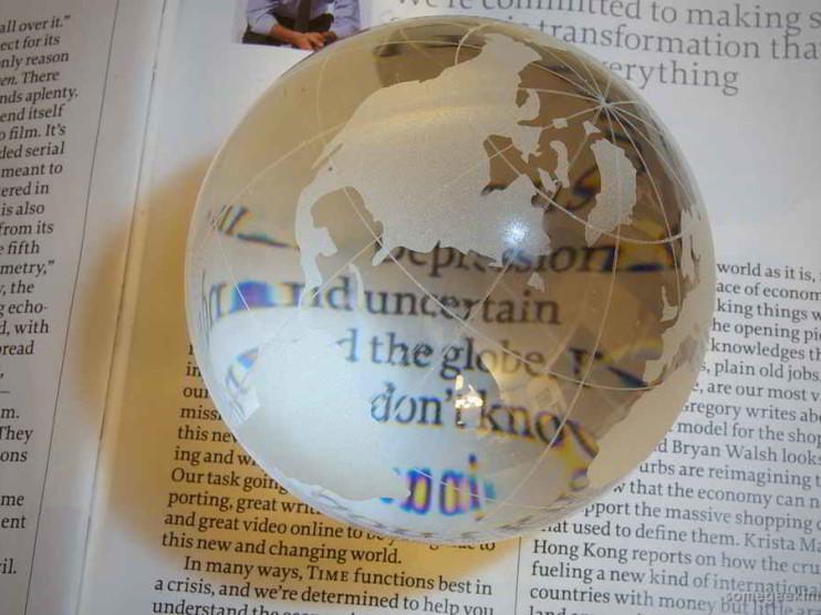Globalización de la economía mundial