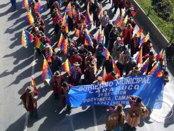 La nueva democracia ciudadana en Bolivia