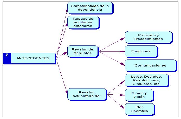 Antecedentes de la Auditoría
