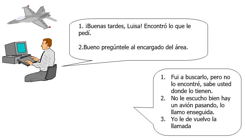 Ejercicio de Comunicación