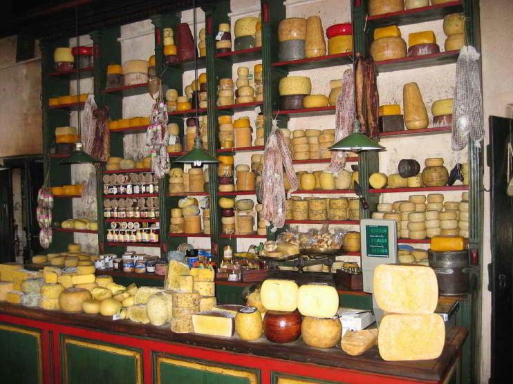 Investigación cualitativa de la industria quesera en Argentina 2002