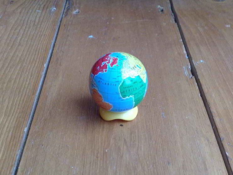 El entorno global de las organizaciones. Presentación