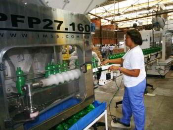 Capacidad de producción y demanda en empresas manufactureras