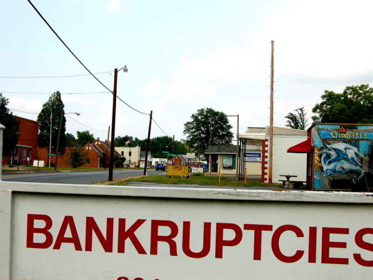 Reorganización empresarial en USA y Capítulo 11