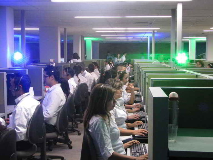 Definición de call center