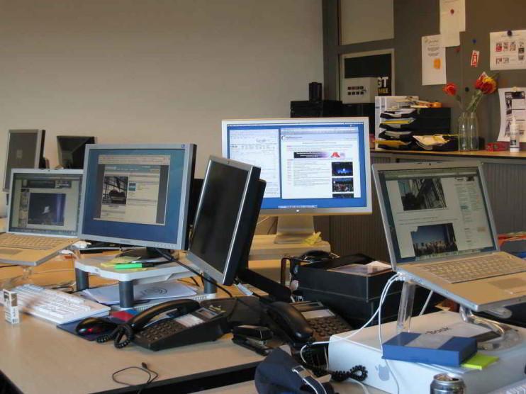 Tecnología y cambio organizacional