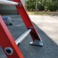 Riesgos laborales y de seguridad con escaleras portátiles en la construcción