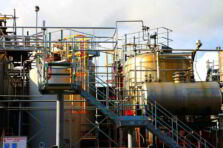 Manual de organización de una empresa petroquímica