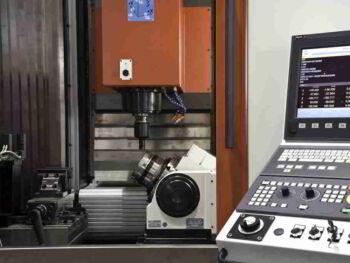 Manual de fresadora de control numérico computarizado CNC TRIAC FAPUC