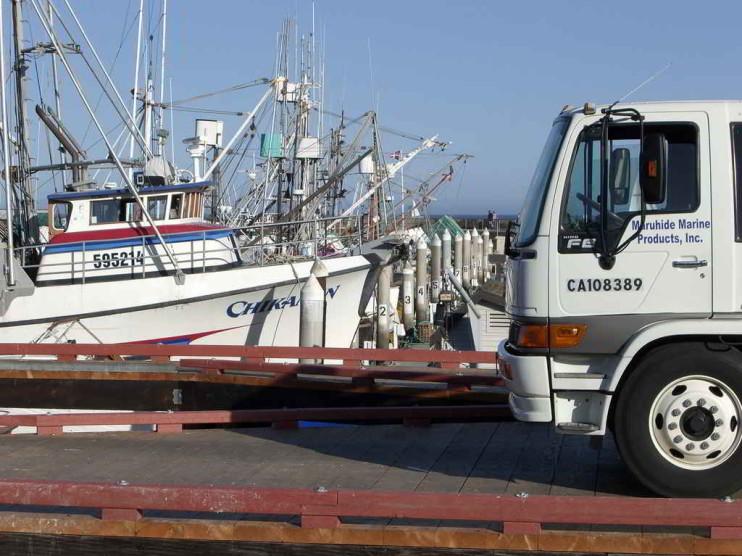 Transporte multimodal y logística de transporte