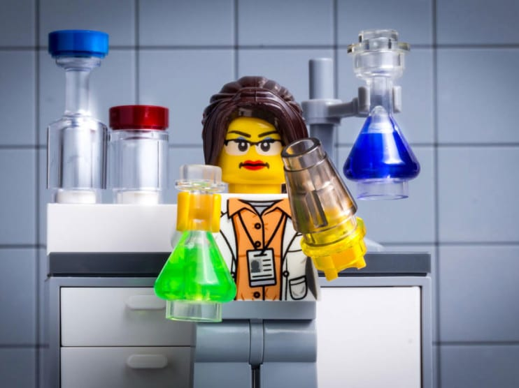 Manual de cargos para reclutamiento y selección por competencias, ejemplo de una empresa química