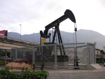 Curva de demanda del petróleo en Venezuela