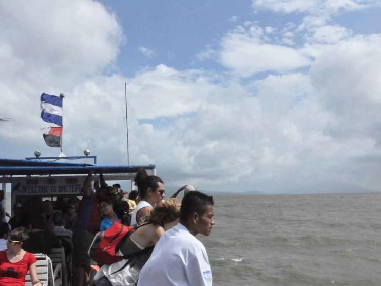 Turismo en la isla de Ometepe Nicaragua