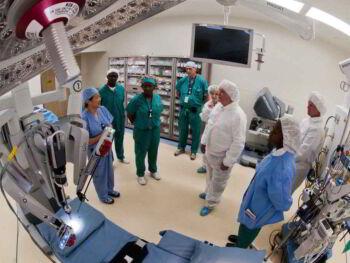 Administración de recursos humanos en clínicas y hospitales