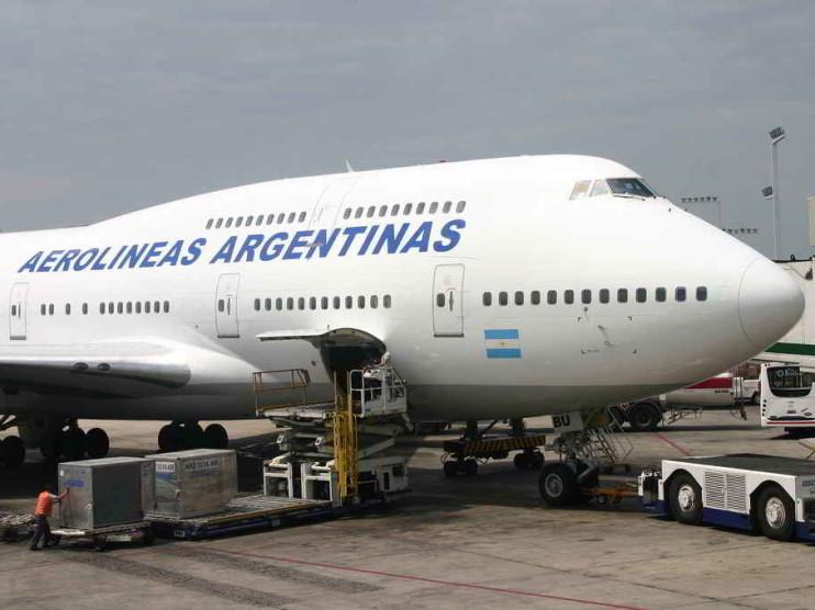 Proceso de privatización de Aerolíneas Argentinas