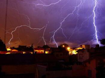 Descargas eléctricas y protección contra rayos