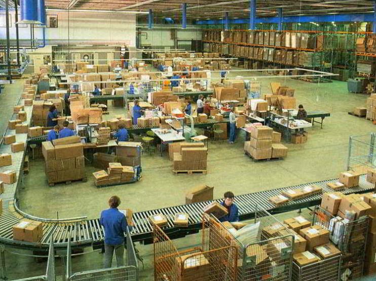 Logística y la cadena de abastecimiento
