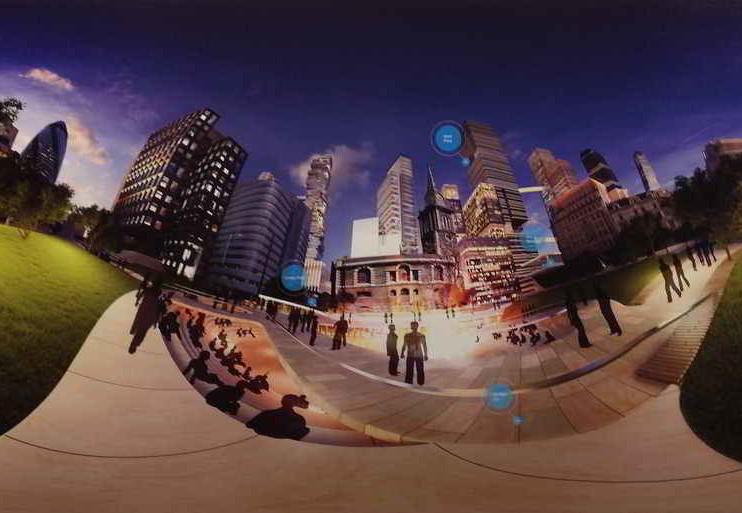 Concepto de ciudades del conocimiento