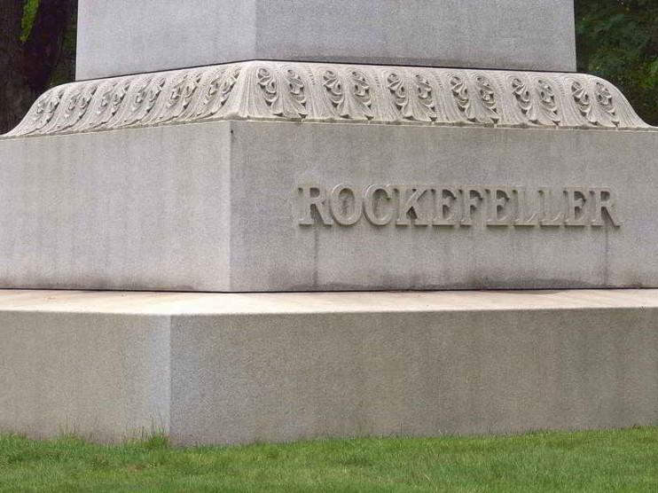 John D. Rockefeller y la gestión en su tiempo
