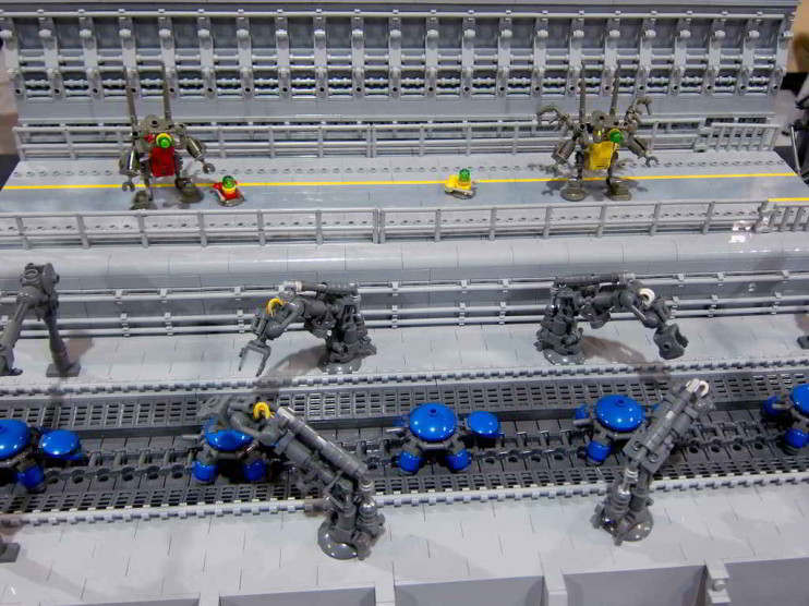 Grupos tecnológicos y manufactura flexible