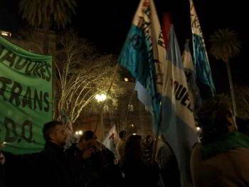 Análisis del movimiento obrero en Argentina