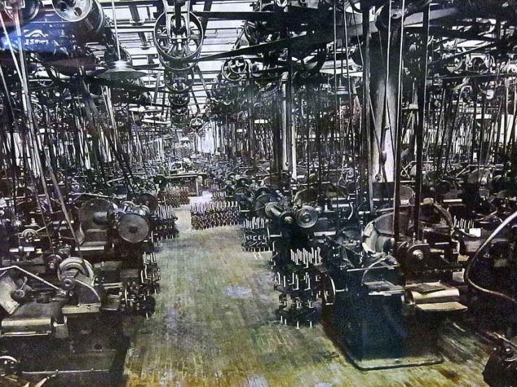 Reducción de costos mediante asignación de productividad