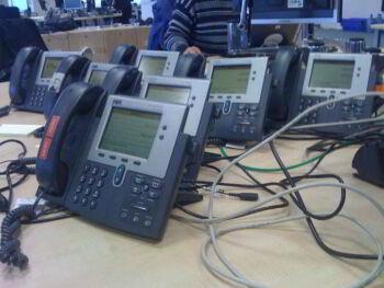 Implementación de call centers