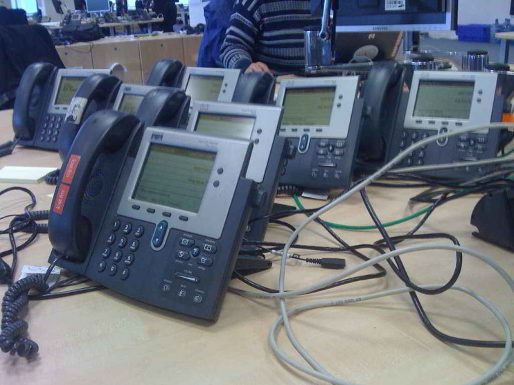 Implementación de call centers