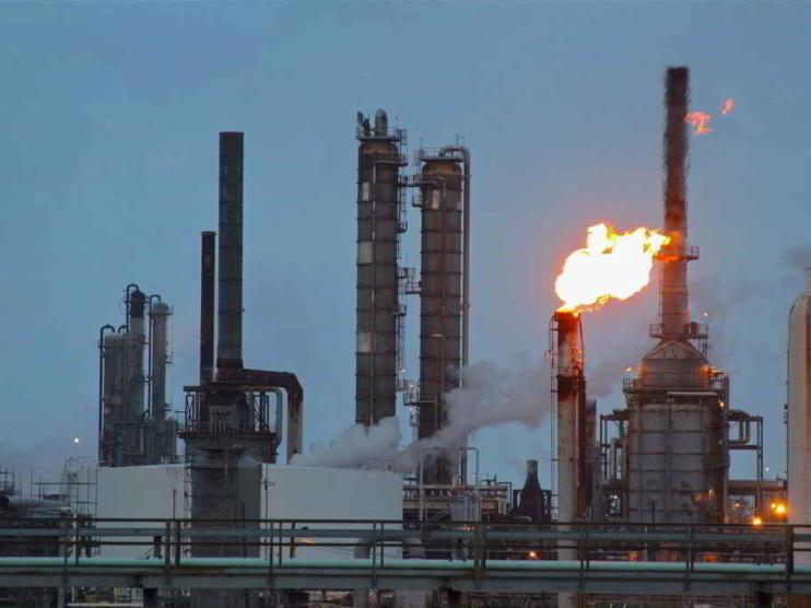 Reorganización de una empresa del sector industrial